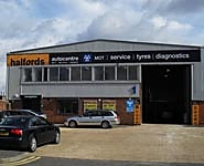 Halfords Autocentre Hayes