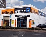 Halfords Autocentre Hendon
