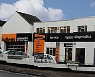 Halfords Autocentre High Wycombe