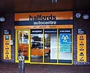 Halfords Autocentre Horsham