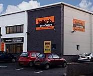 Halfords Autocentre Hove