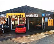 Halfords Autocentre Hyde
