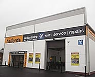 Halfords Autocentre Ilkeston