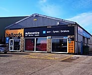 Halfords Autocentre Isle of Wight