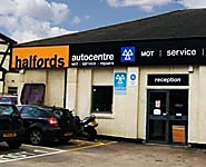 Halfords Autocentre Keighley
