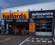 Halfords Autocentre Kettering