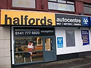 Halfords Autocentre Kirkintilloch