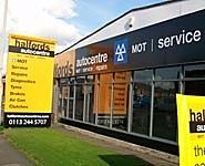 Halfords Autocentre Leeds (Roseville)