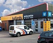 Halfords Autocentre Leicester (Woodgate)
