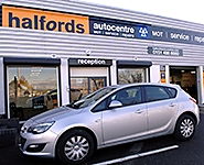 Halfords Autocentre Liverpool (Speke)