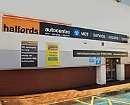 Halfords Autocentre Loughborough