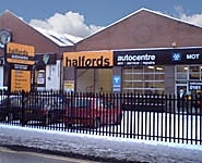 Halfords Autocentre Manchester (Ardwick Green)