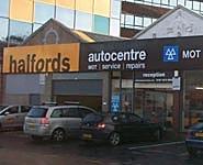 Halfords Autocentre Manchester (Stretford)