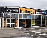 Halfords Autocentre Middlesbrough (Trunk Rd)