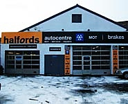 Halfords Autocentre Milton Keynes