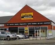 Halfords Autocentre Newark