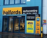 Halfords Autocentre Newbury