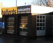 Halfords Autocentre Newcastle (Scotswood)