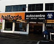 Halfords Autocentre Newport (Ebenezer Terrace)