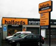 Halfords Autocentre Newport (Granville Square)