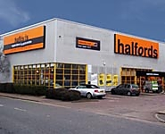 Halfords Autocentre Norwich (Barker Street)