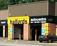 Halfords Autocentre Nottingham (Castle Blvd)