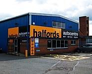 Halfords Autocentre Nottingham (Hucknall)