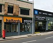Halfords Autocentre Nottingham (Huntingdon St)