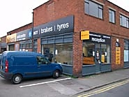 Halfords Autocentre Nuneaton