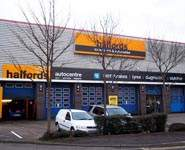 Halfords Autocentre Oldham