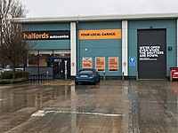 Halfords Autocentre Orpington