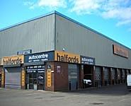 Halfords Autocentre Paisley