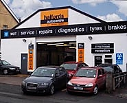 Halfords Autocentre Plymouth (Crownhill)