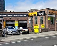 Halfords Autocentre Plymouth (Exeter St)