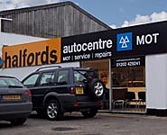 Halfords Autocentre Pokesdown