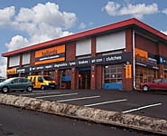 Halfords Autocentre Redditch