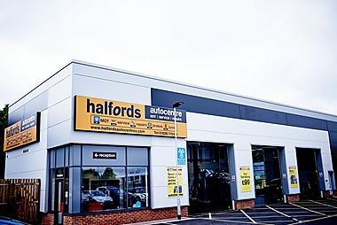 Halfords Autocentre Runcorn