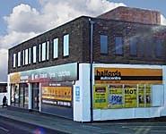Halfords Autocentre Scunthorpe (Doncaster Rd)