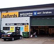 Halfords Autocentre Sevenoaks