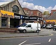 Halfords Autocentre Sheffield (Hillsborough)