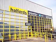 Halfords Autocentre Shoreham