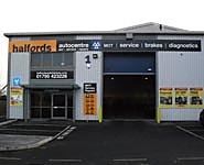 Halfords Autocentre Sittingbourne
