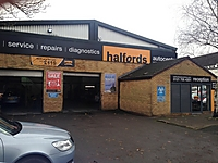 Halfords Autocentre Solihull