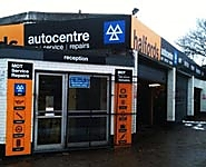 Halfords Autocentre Southampton (Millbrook)