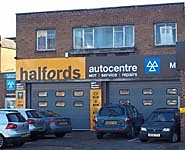 Halfords Autocentre Southampton (Queensway)