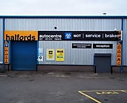 Halfords Autocentre Southend on Sea