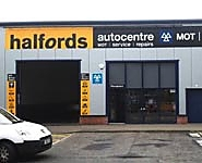 Halfords Autocentre Stirling