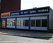 Halfords Autocentre Stockport (Edward St)