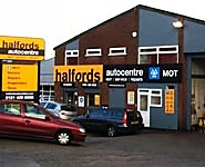 Halfords Autocentre Stockport (Green Lane)