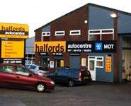 Halfords Autocentre Stockport (Green Lane)